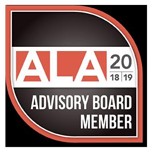 ALA_Badges Advisory Board Member